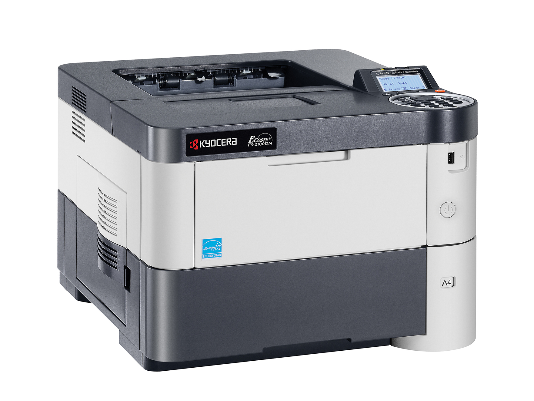 Laserová tiskárna KYOCERA FS-2100DN